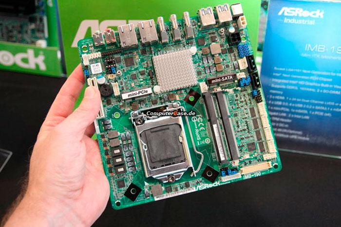 ASRock LGA 1151 motherboard