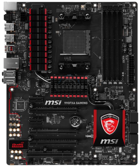 MSI 990FXA Gaming