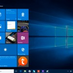 How to get the traditional start menu back on Windows 10 tablets