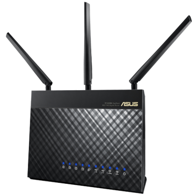 ASUS (RT-AC68U) Wireless-AC1900