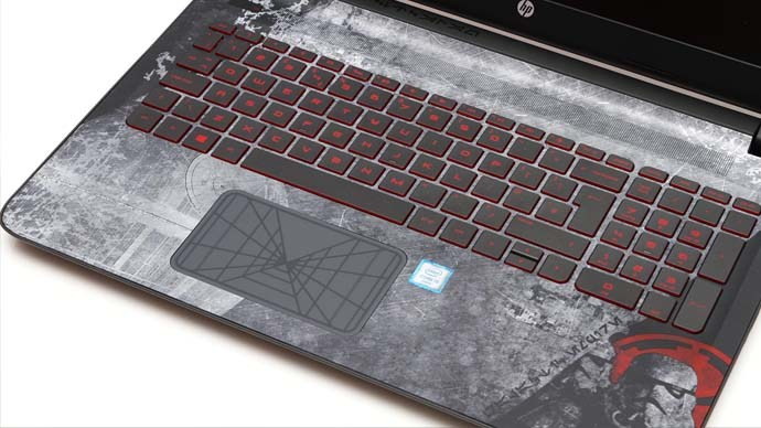 HP Star Wars Special Notebook Edition Laptop