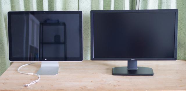 Glossy vs. Matte Monitor