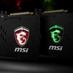 MSI Introduces its Gaming Z versions for GTX 1070 and 1080