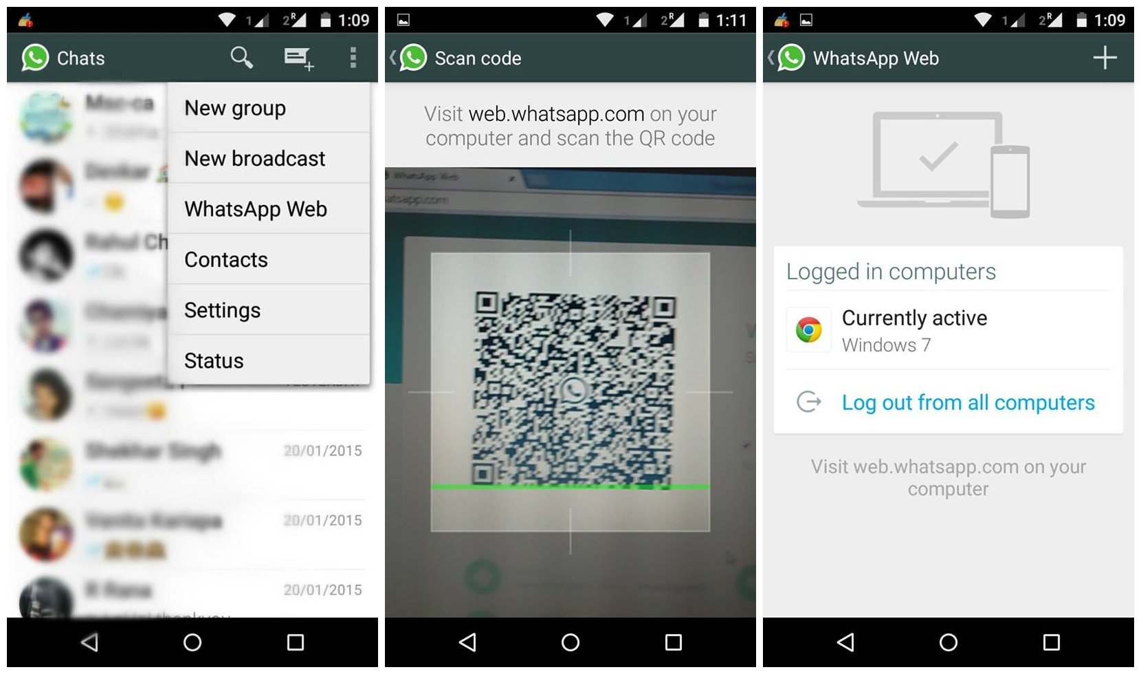 How to Hack Whatsapp Account 2017 on Android or iPhone – Protect