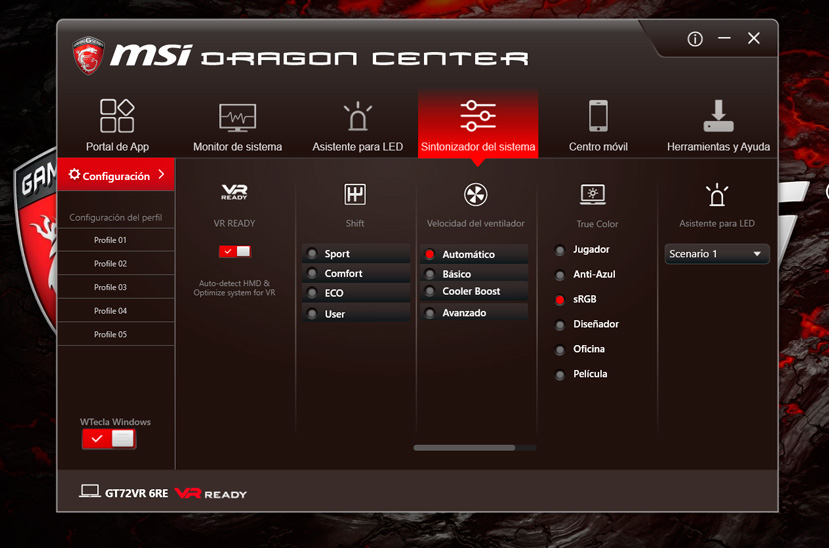 MSI VR Ready GT72VR Dominator Pro-015