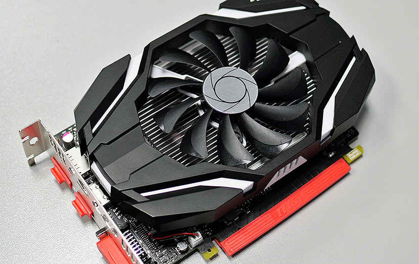 Nvidia Geforce GTX 1050Ti