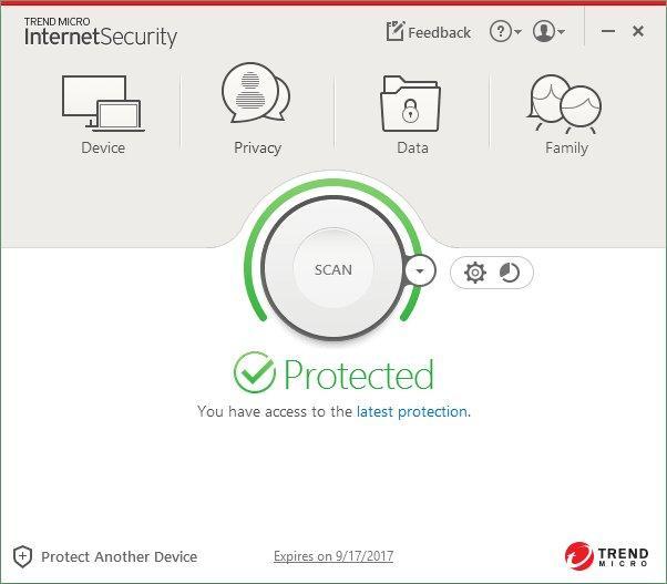 Trend Micro Internet Security 2017