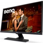 "BenQ cares about your eyes with the EW3270ZL ""Eye-Care"""