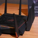 Asus ROG Rapture GT-AC5300, router for gamers with triple WiFi and QoS