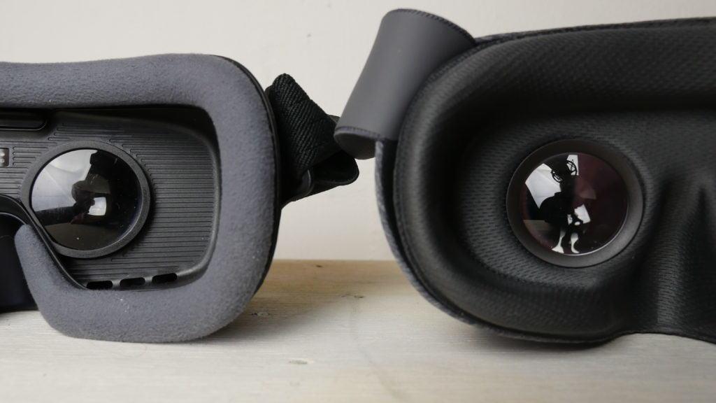 Google Daydream View vs. Samsung Gear VR