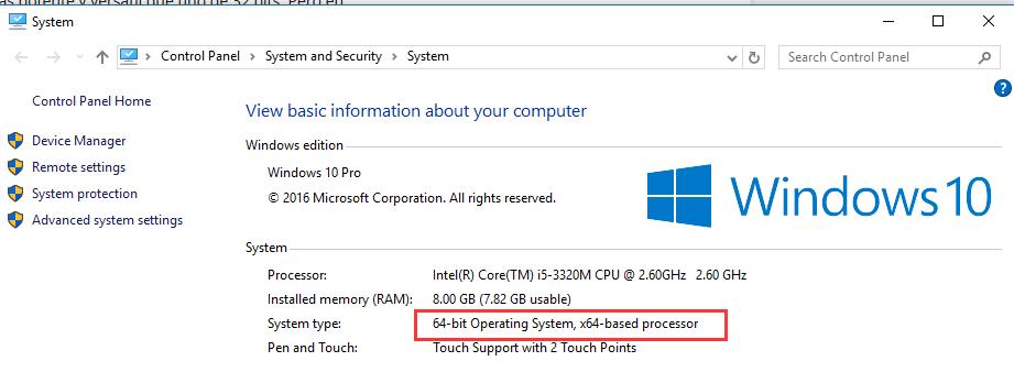 32-bit vs  64 bit Windows, programs and Processor: What's the