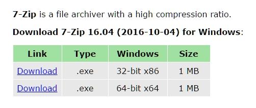 32-bit vs. 64 bit programs