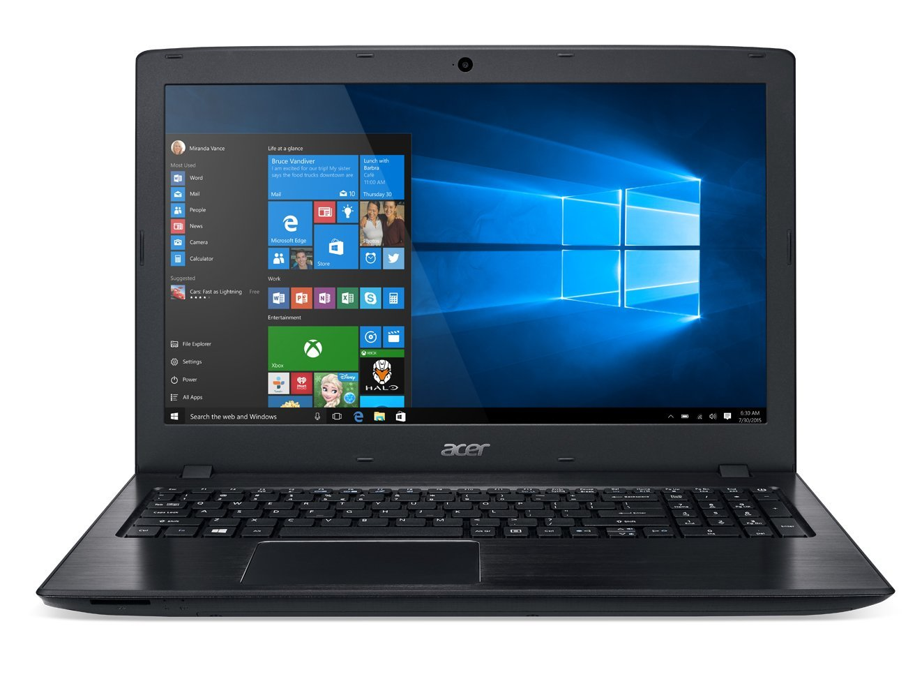 "Acer Aspire E5 15.6"" Laptop"