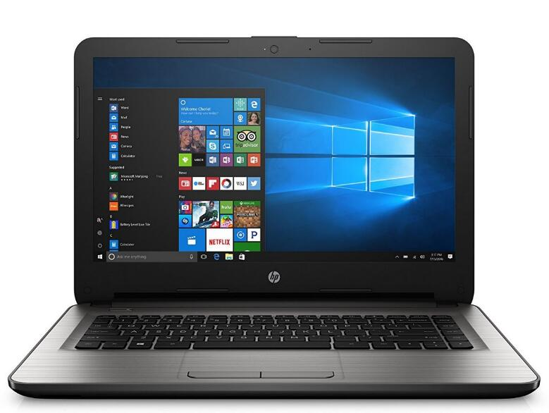 HP 14-an013nr – AMD Laptop with 1080p IPS display