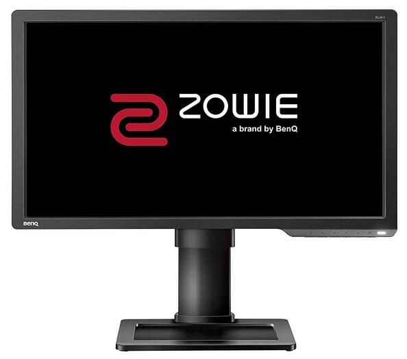"BenQ XL2411 24"" 144Hz TN panel"