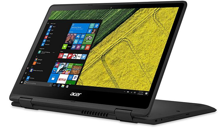 Acer Spin 5 13.3 inches convertible