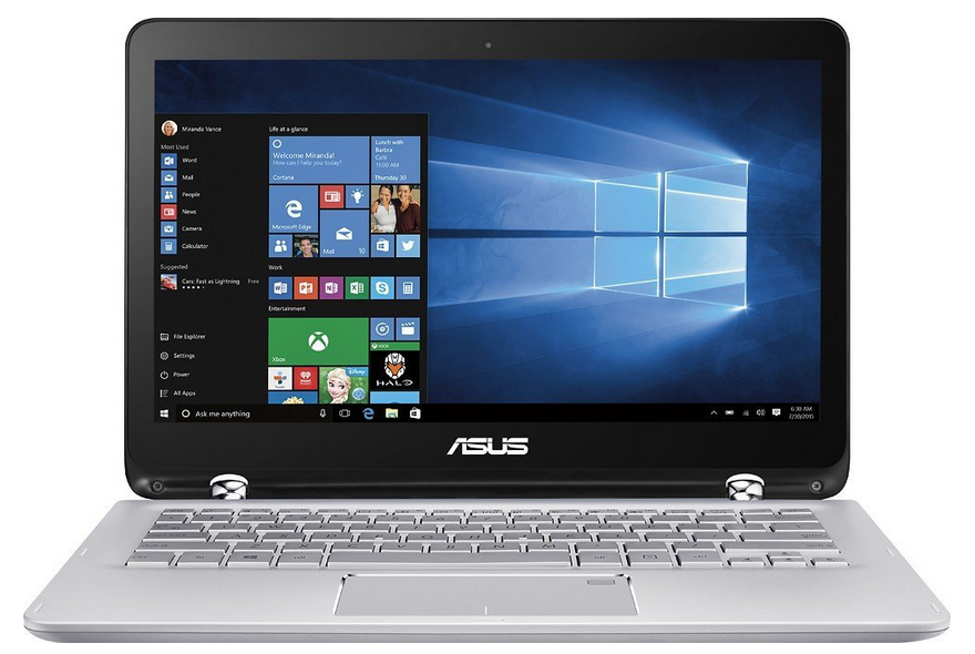 Asus 2-in-1 Q304UA series convertible