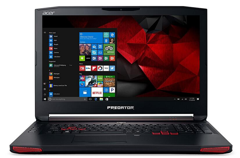 Acer Predator 17 - G5-793-73NZ