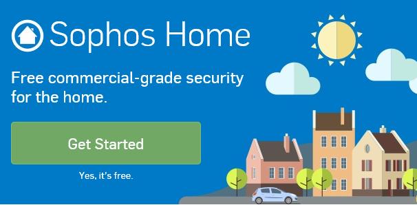 Sophos' Home version