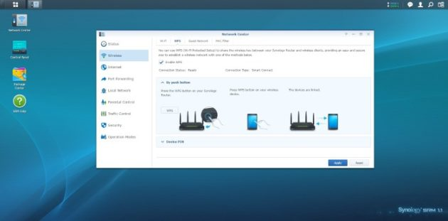 Synology RT2600ac