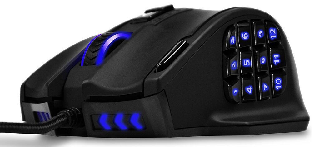 UtechSmart Venus MMO Gaming Mouse