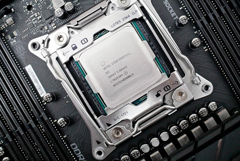 Intel Core i9-7980XE Skylake-X