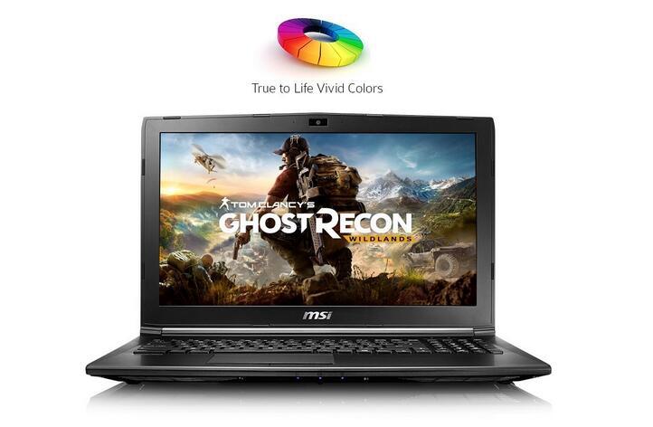 MSI GL62M 7RD-1407 Gaming Laptop