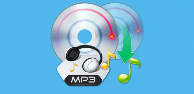 Convert a DVD Audio to MP3