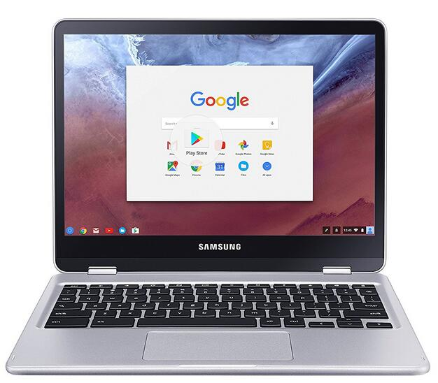 Samsung Chromebook Plus Touch Laptop (XE513C24-K01US)