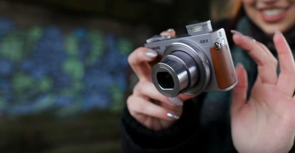 the Canon G9 X MK II