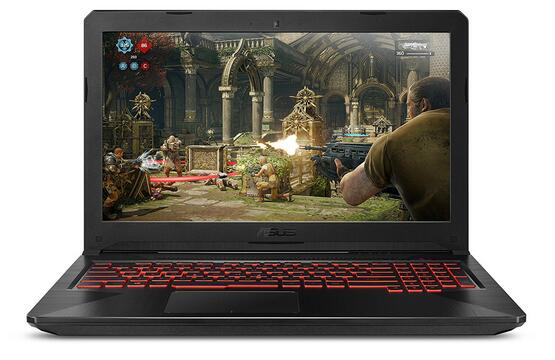 ASUS TUF Thin & Light Gaming Laptop (FX504)