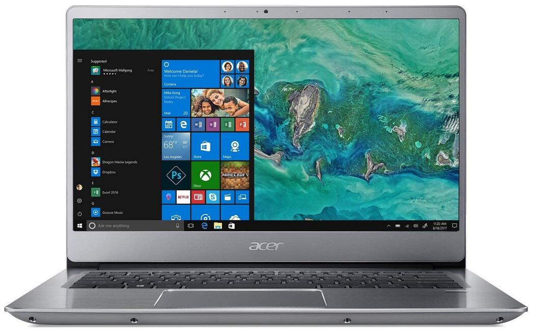 Acer Swift 3 SF314-54-56L8 Laptop