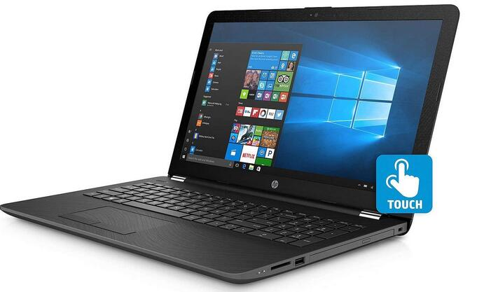 HP High Performance laptop