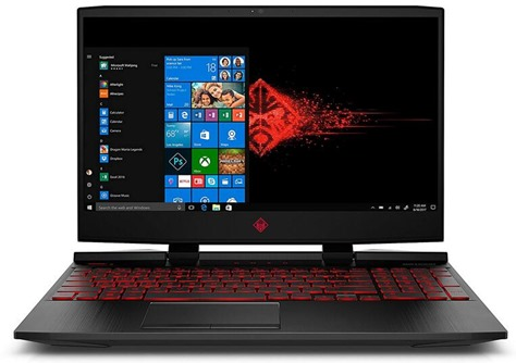 HP OMEN 15-dc0010nr Gaming Laptop