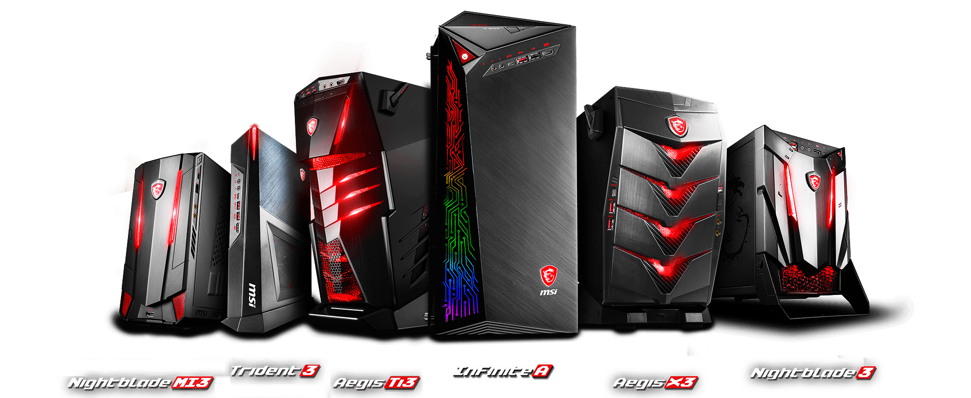 The MSI product line